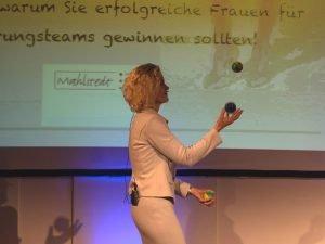 Auftrittstraining Anja Mahlstedt