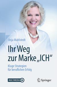 Anja Mahlstedt Ihr Weg zur Marke Ich - Buchcover