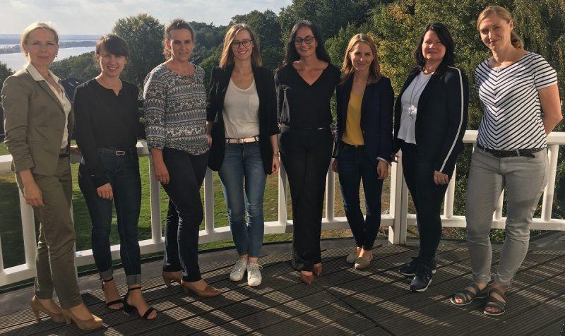 Gruppenbild Exklusivtraining für Frauen
