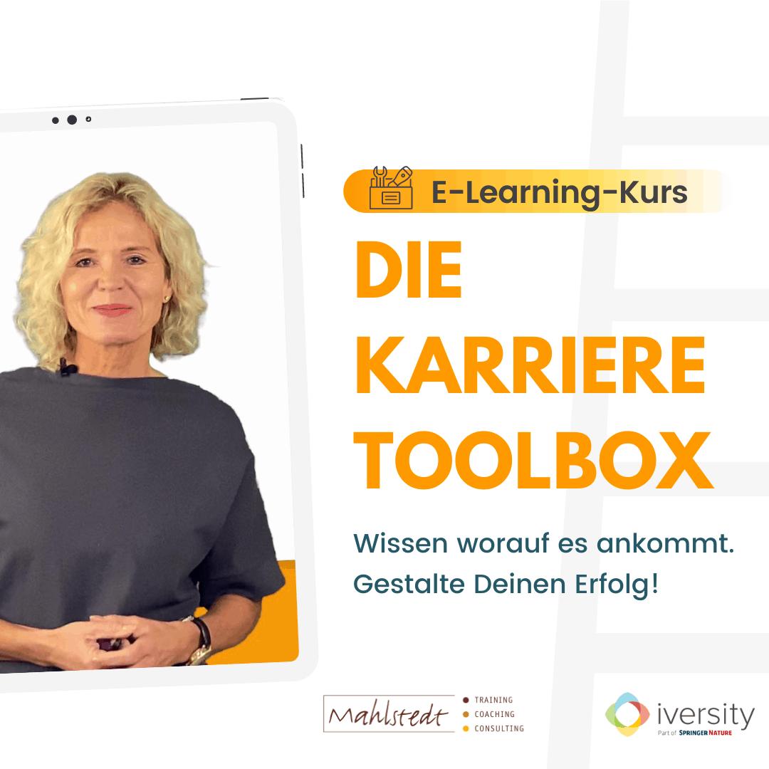 E-Learning-Kurs 'Die Karrieretoolbox'